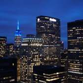 Meanwhile in Midtown... - A Sunset and Night Time-lapse in Midtown Manhattan