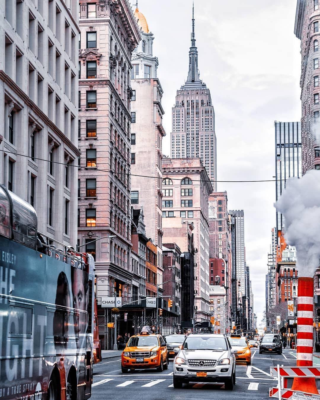 Nyc New York: Viewing NYC On Instagram, January 29th, 2019