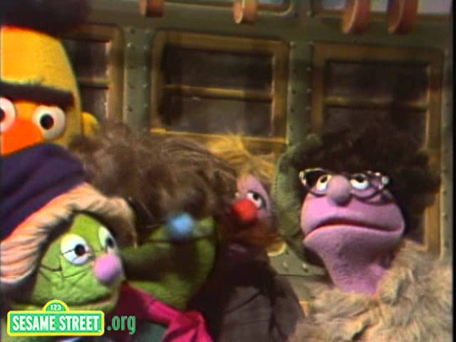 Watch Sesame Street Sing About the New York Subway in This 1975