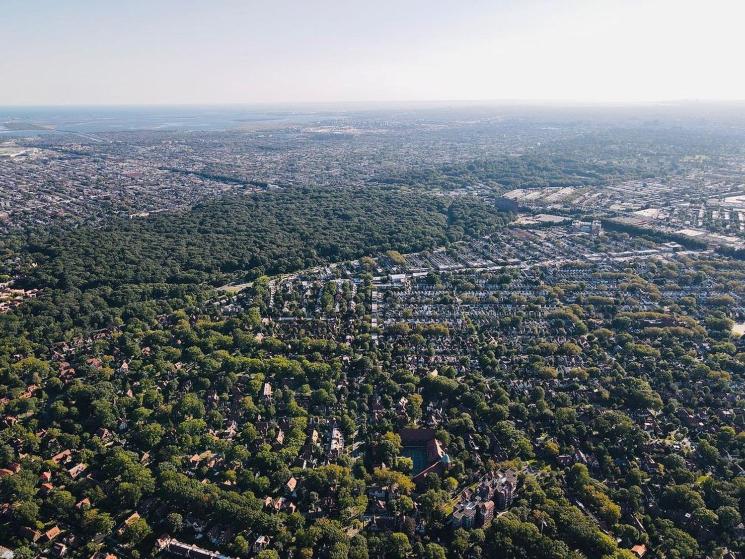 Forest Hills Gardens and Forest Park, Queens