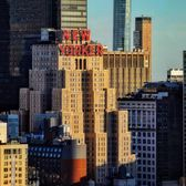 The New Yorker Hotel, Midtown, Manhattan