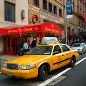 The Russian Tea Room, Midtown Manhattan, New York City