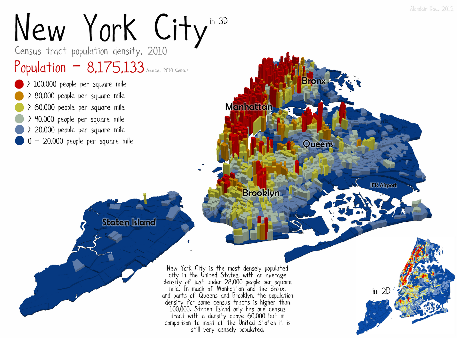 map of new york city boroughs with New York City Population Density Mapped on Titheygoesnewyork blogspot likewise New york boroughs in addition Atlanta Neighborhood 18 X 24 Freddie Falcon Red Poster also Index together with Aerial View Of Nyc.