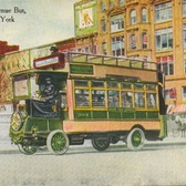 Fifth Avenue Bus, New York