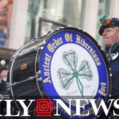 St. Patrick's Day Parade marches down 5th Ave