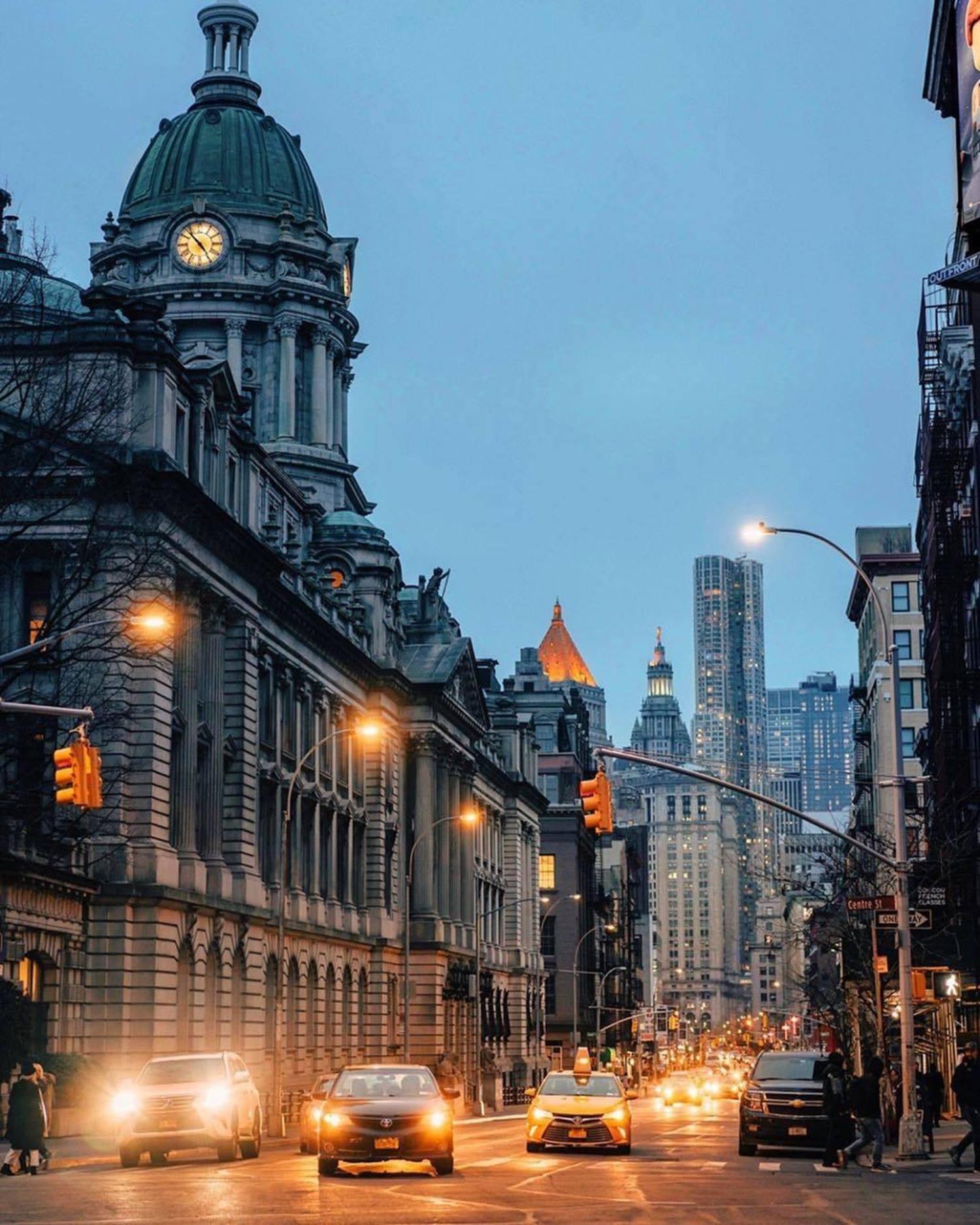 SoHo, Manhattan. Photo via @joethommas #viewingnyc #nyc #newyork #newyorkcity