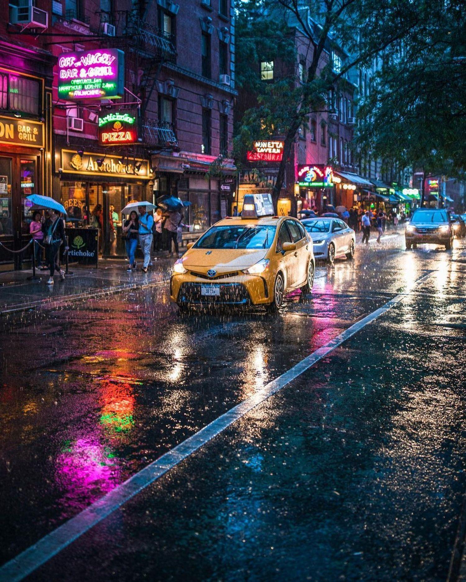 MacDougal Street, Greenwich Village, Manhattan
