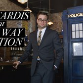 Golden Thrones- Best in Bathrooms- The TARDIS at The Way Station
