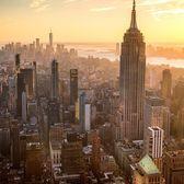 Lower Manhattan from The Summit, One Vanderbilt, New York
