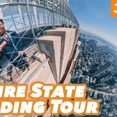 Virtual Tour of Empire State Building (360/VR)