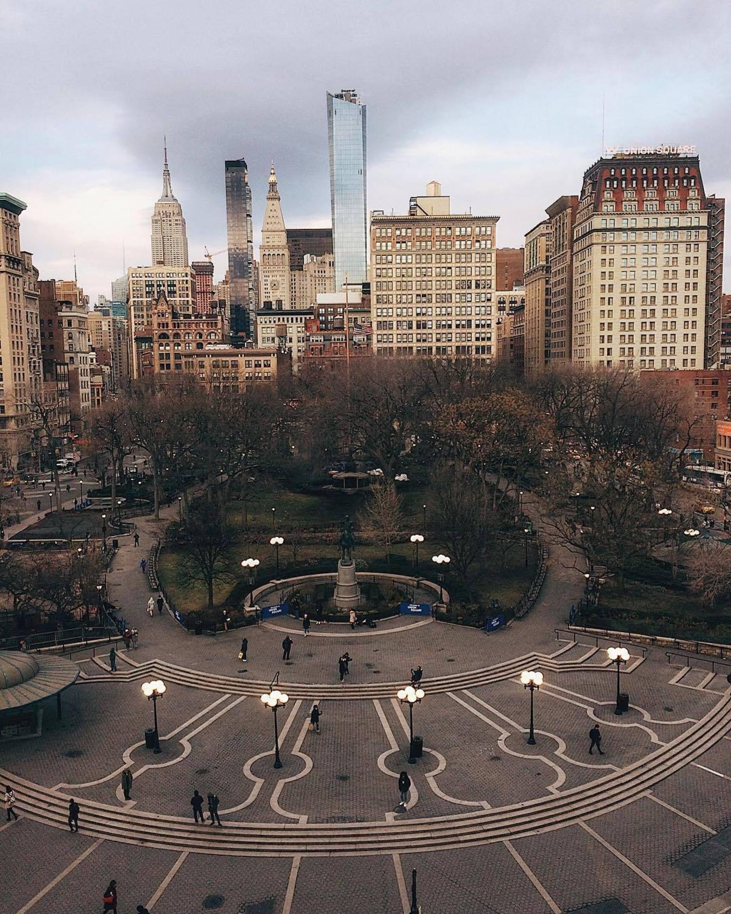 Union Square, Manhattan, New York