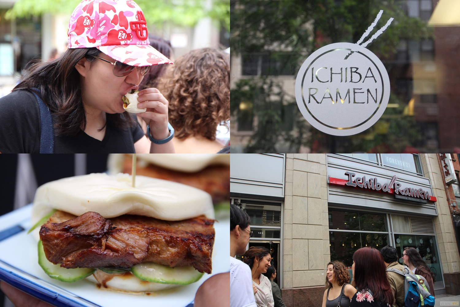 Ichiba Ramen | 2016 Viewing NYC East Village Pork Bun Crawl