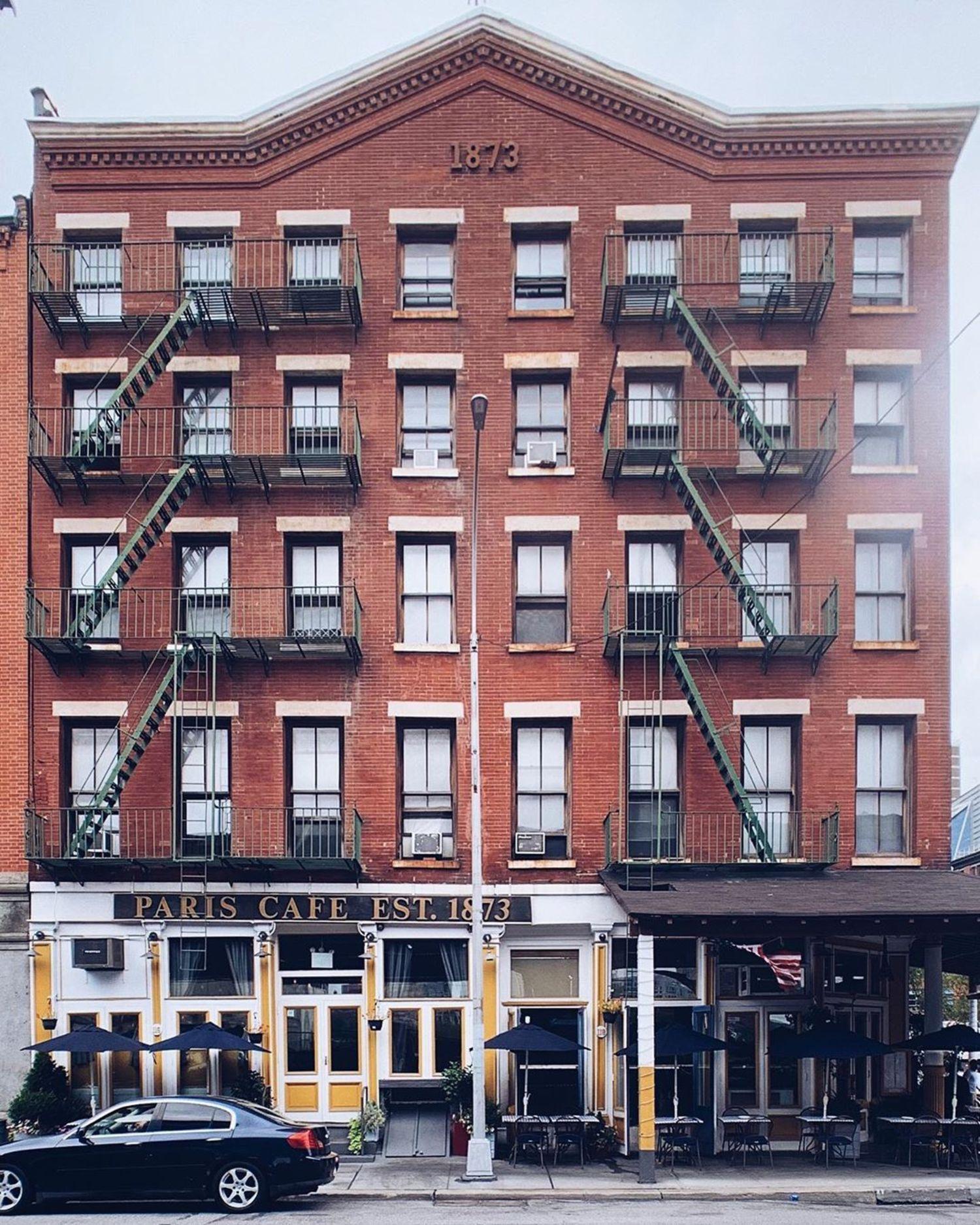 South Street Seaport Historic District, Manhattan