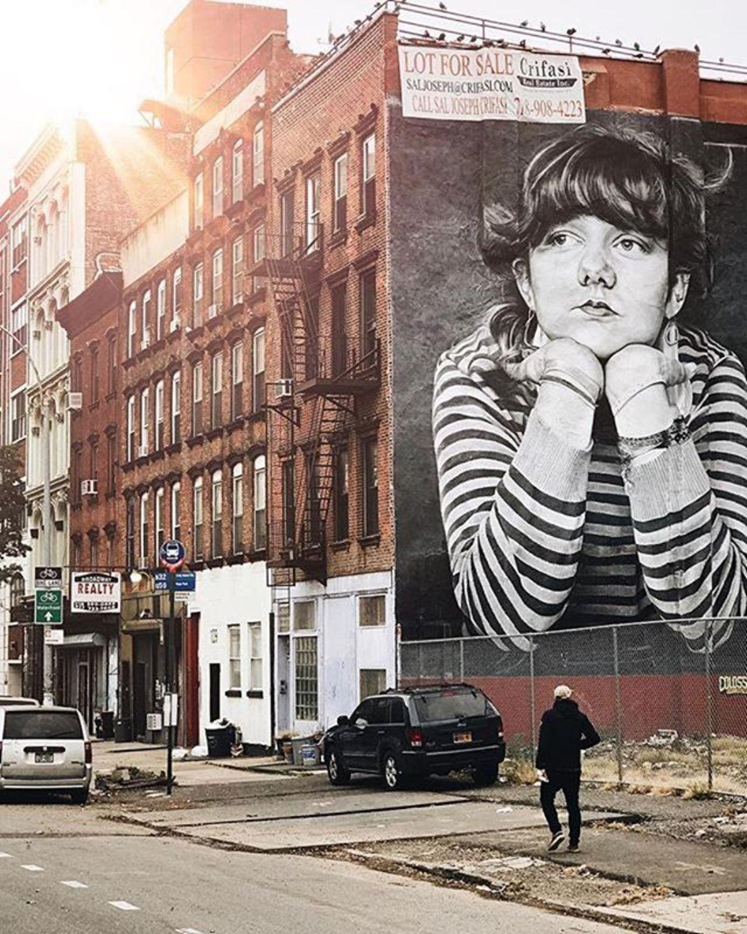 Williamsburg, Brooklyn, New York. Photo via @melliekr #viewingnyc #newyork #newyorkcity #nyc