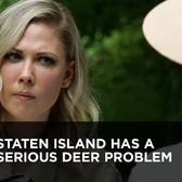 Staten Island Has a Serious Deer Problem | The Daily Show