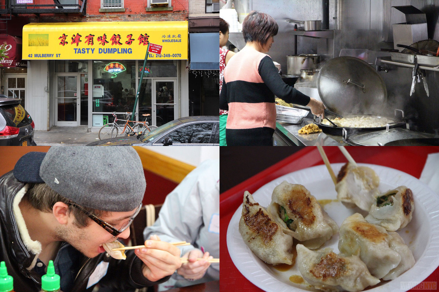 "Tasty Dumpling | Check out Viewing NYC for more info on the 2015 Chinatown Dumpling Crawl and to see who won!  <a href=""https://viewing.nyc/the-best-dumpling-in-the-2015-viewing-nyc-chinatown-dumpling-crawl-is/"" rel=""nofollow"">viewing.nyc/the-best-dumpling-in-the-2015-viewing-nyc-chi...</a>"