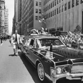 """July 9, 1976: """"Queen Elizabeth II came to New York yesterday to make speeches, shake hands, become an honorary citizen, wave to thousands of New Yorkers — and collect 279 years' worth of back rent,"""" The Times reported. """"The rent, 279 peppercorns in a Steuben glass container, was paid to Her Majesty on the steps of Trinity Church, at Broadway and Wall Street. The church received its charter from William III, an ancestor of the Queen, in 1697, for a nominal yearly rent of one peppercorn. Until today, the rent had never been paid."""""""