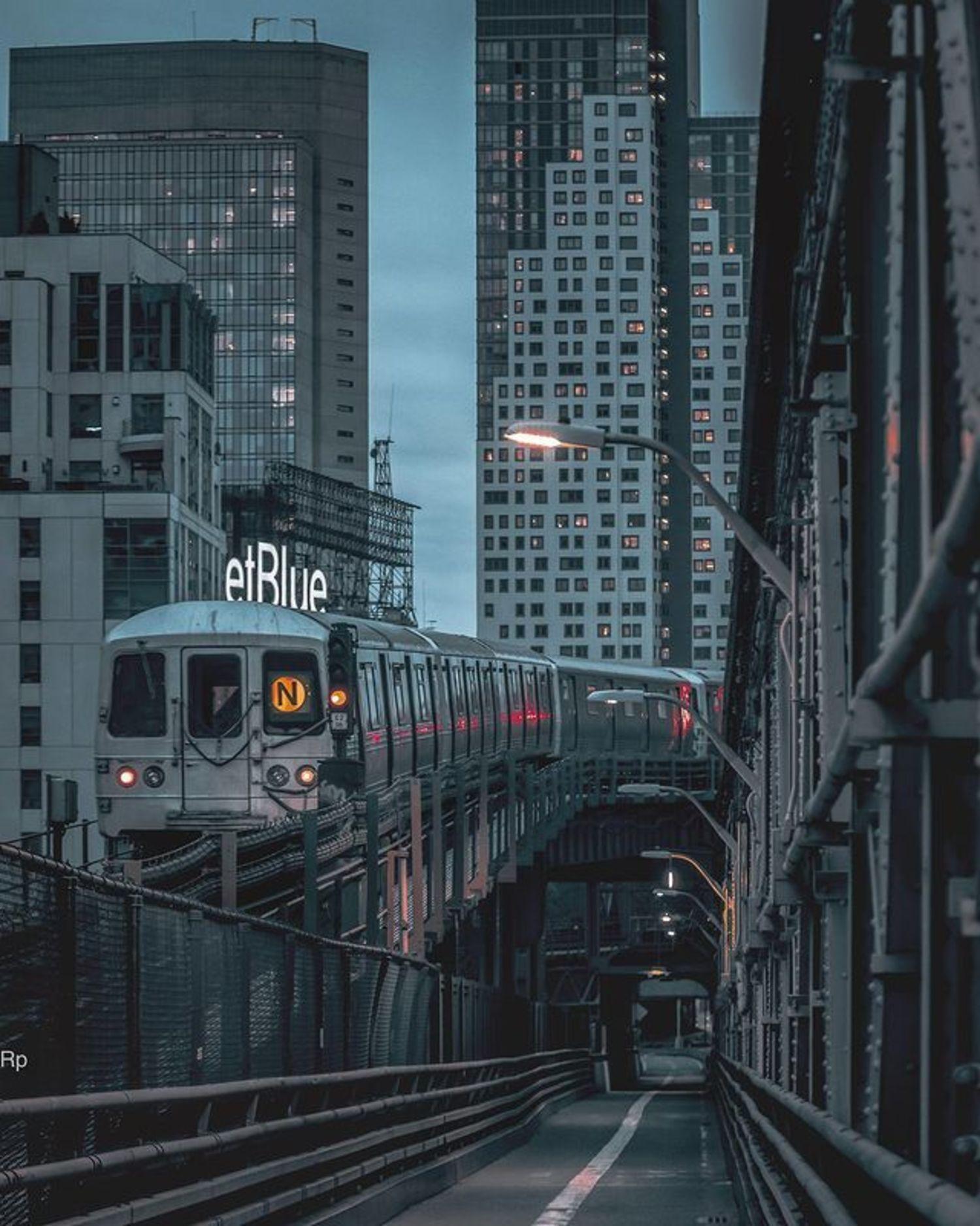 Queensboro Bridge, Queens, New York