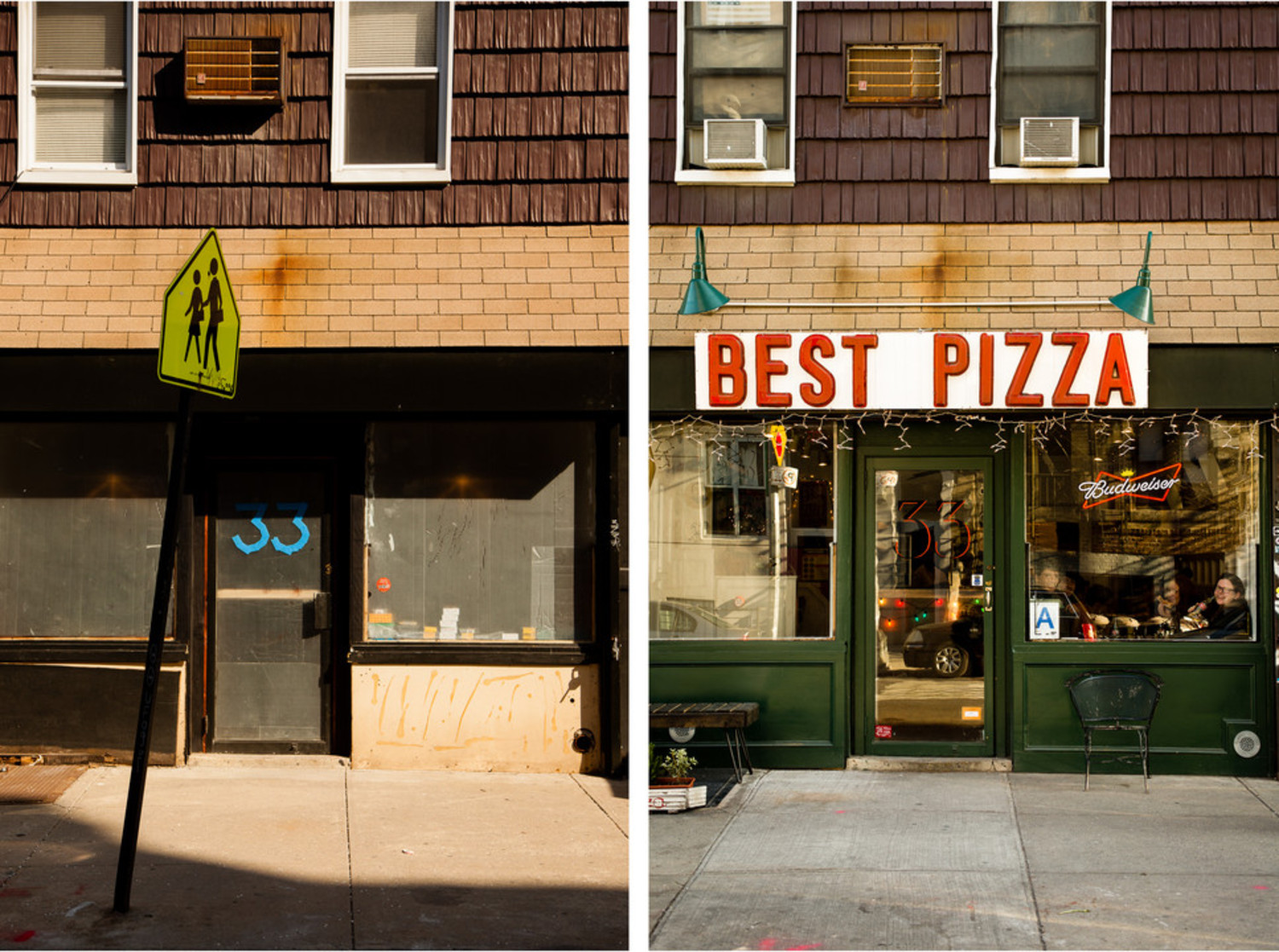 33 HAVEMEYER STREET, 2009 & 2015