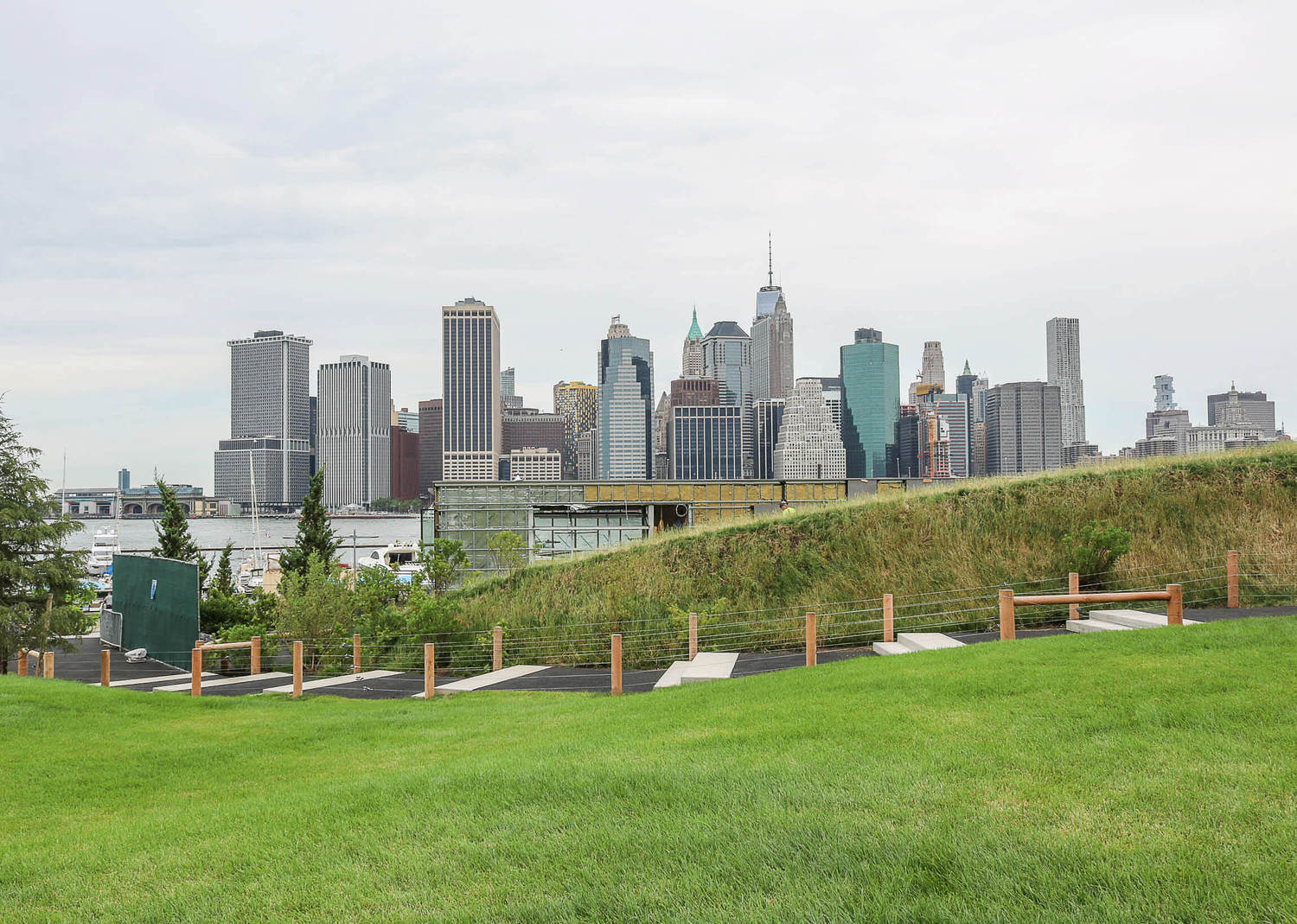 how to get to brooklyn bridge park