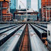 Hudson Yards, New York City. Photo via @kwitny #viewingnyc