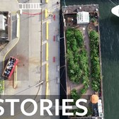 Swale: A Floating Food Forest | BK Stories