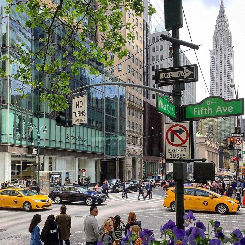 42nd Street, Manhattan.