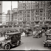 Easter 1913. Fifth Avenue, New York.
