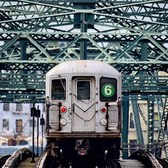 6 Train, Bronx, New York