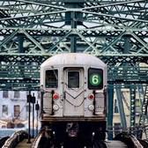 6 Train, Bronx, New York