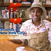54 Seconds with Chef Marcus Samuelsson