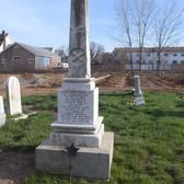 Ichabod Crane's Tombstone