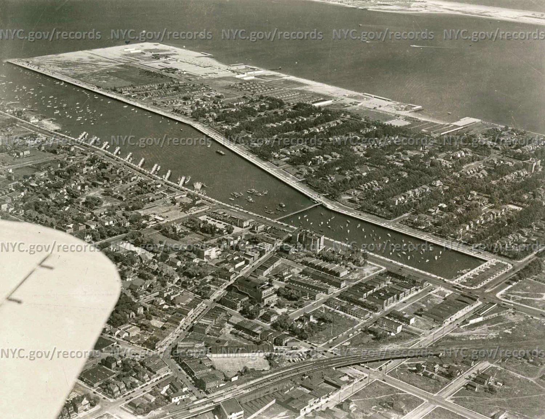 """Sheepshead Bay, """"pre"""" – Belt Parkway, 1930s"""