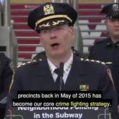 Neighborhood Policing comes to the Subways