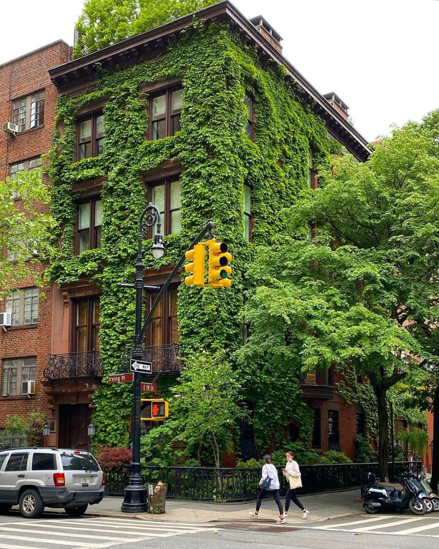 Irving Place and 19th Street, Gramercy, Manhattan