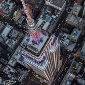 Empire State Building, New York. Photo via @vikvik7 #viewingnyc