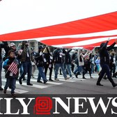 Veterans Day Parade 2015 in NYC