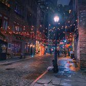 Stone Street, Financial District, Manhattan
