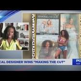 Brooklyn designer talks 'Making the Cut' win