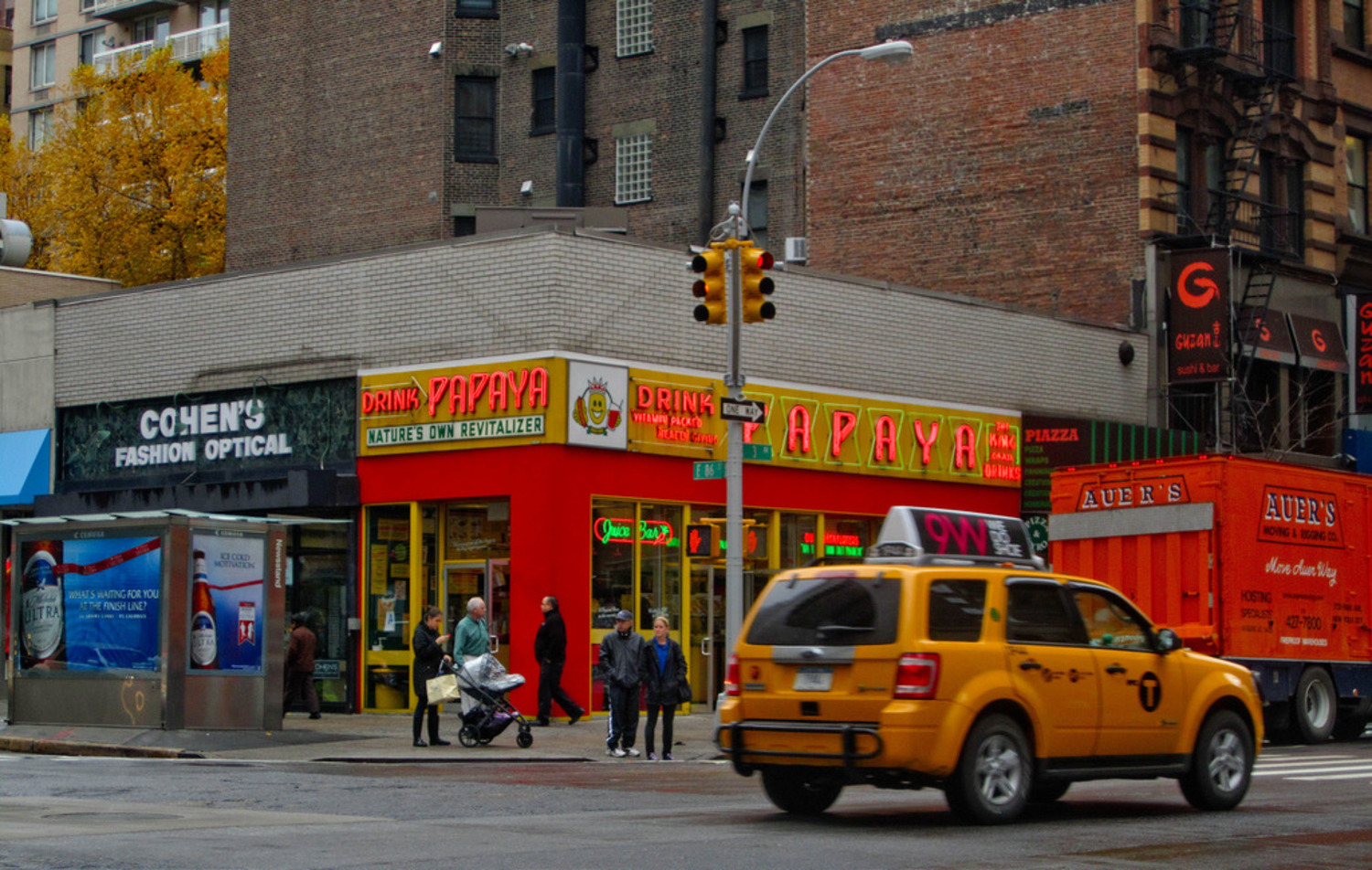New York, Papaya King