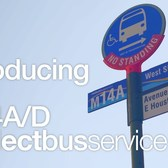 Introducing the M14A/D Select Bus Service