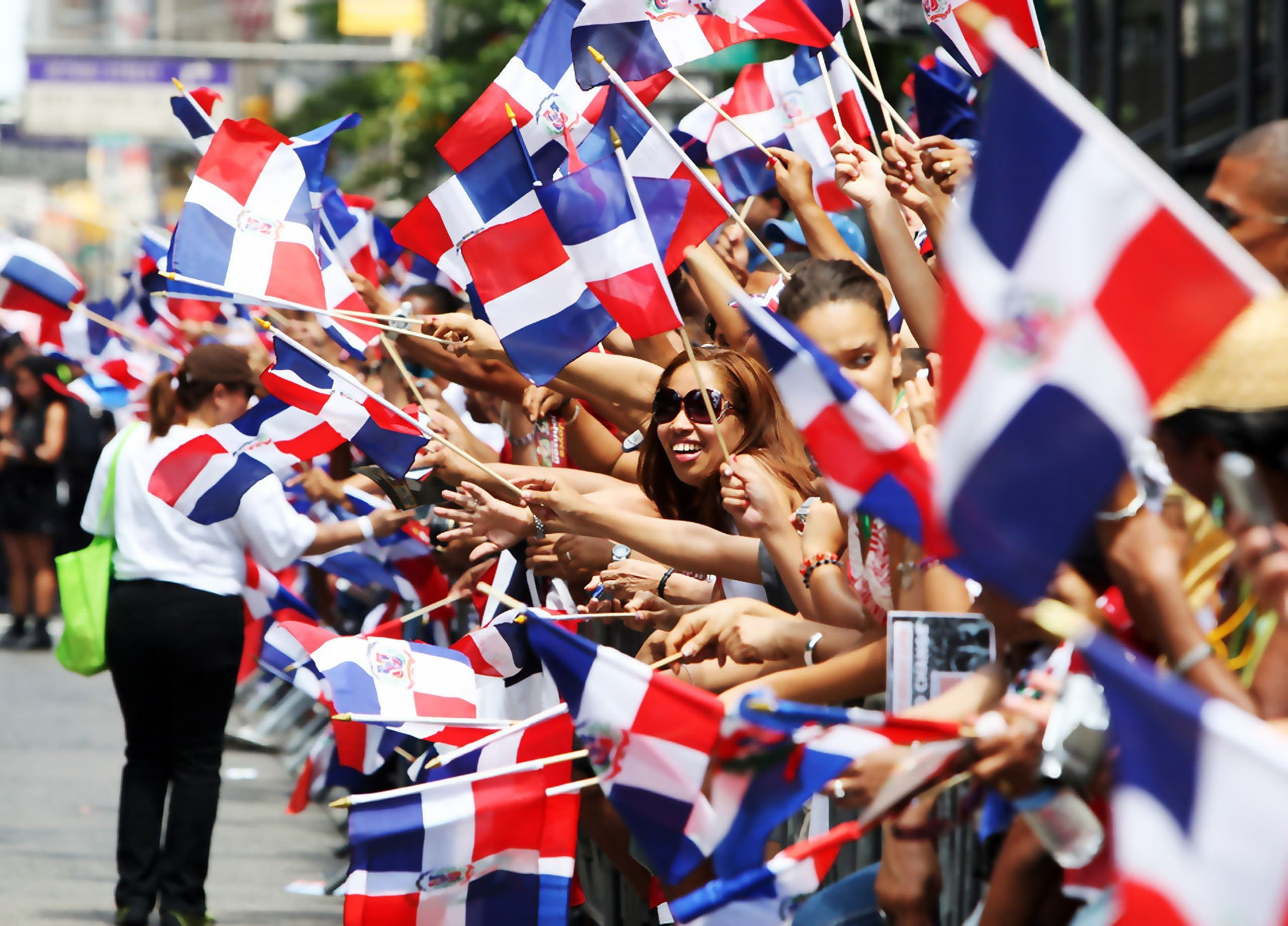 Image result for dominican day parade nyc