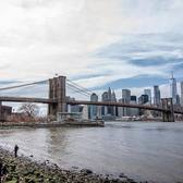 Pebble Beach, DUMBO, Brooklyn, New York