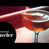 How To Make A Brooklyn Variation on the Manhattan Cocktail
