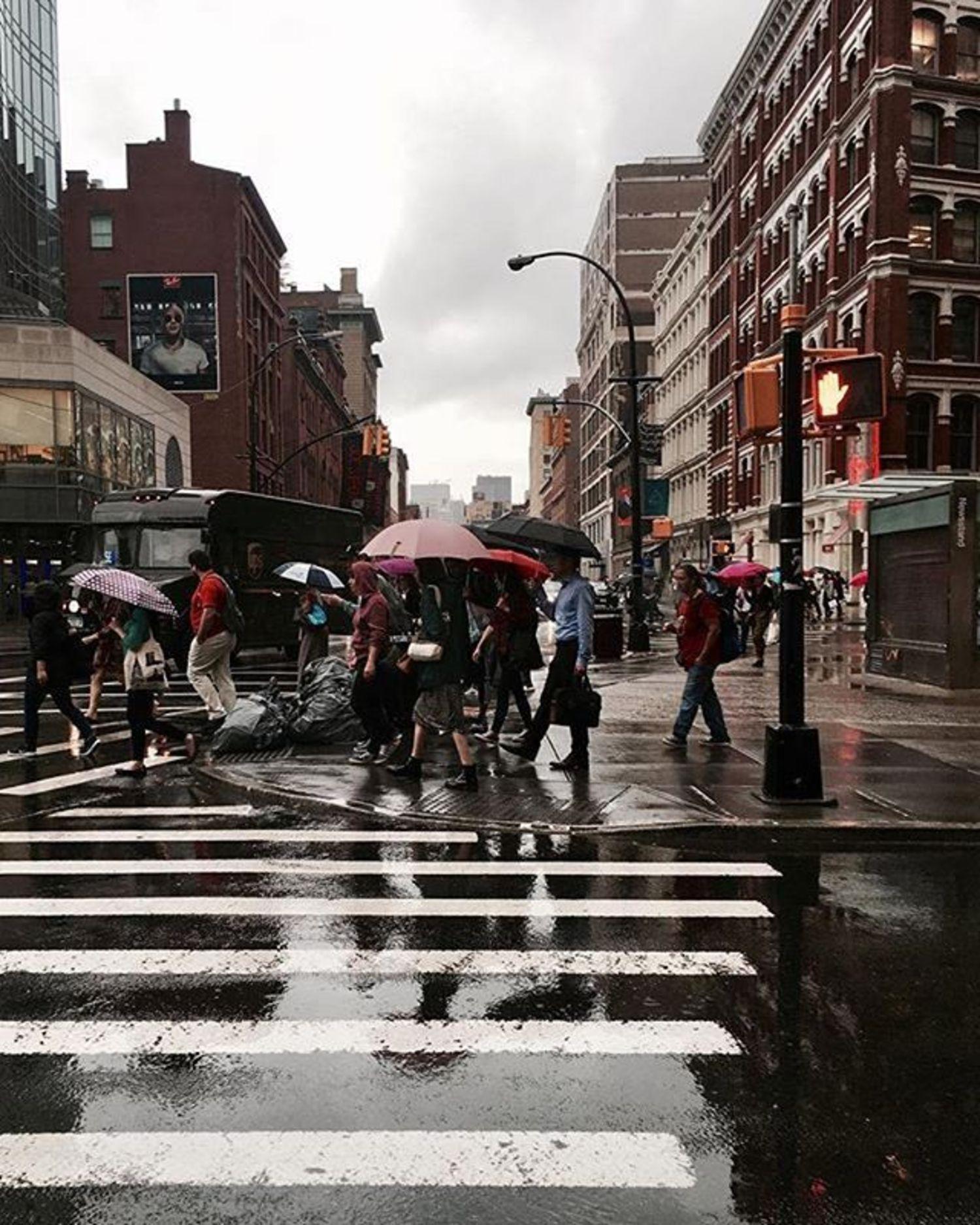 New York, New York. Photo via @groveandbleecker #viewingnyc #newyorkcity #newyork #nyc
