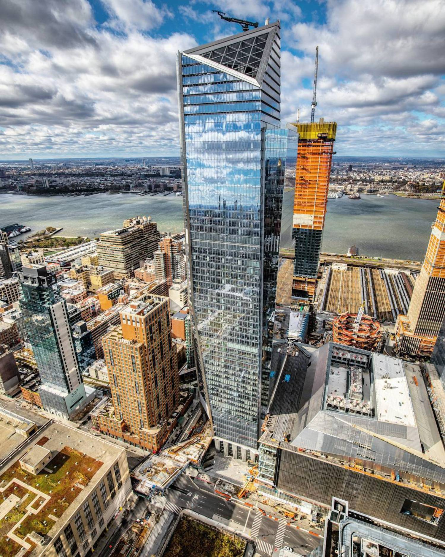 Hudson Yards, New York, New York