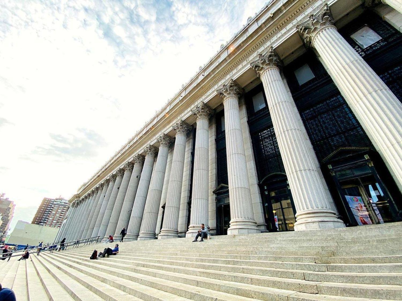 James A. Farley Post Office, Midtown, Manhattan