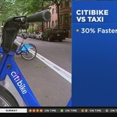 Citi Bike Fastest Way To Get Around Midtown