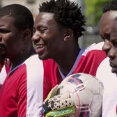 New York At Its Core: Building Bridges: Soccer