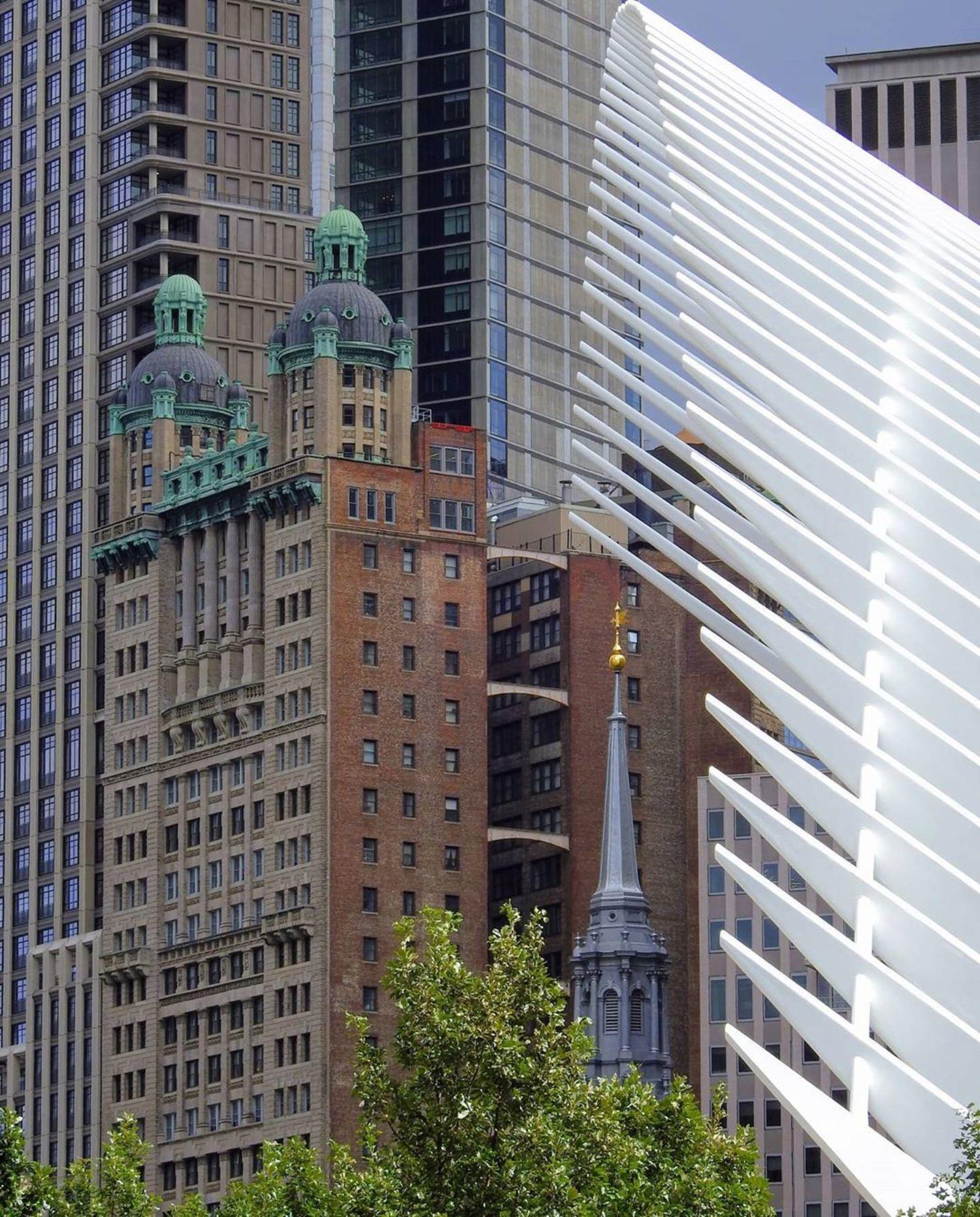 World Trade Center Transportation Hub, Manhattan